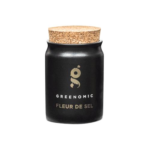 Greenomic - kruidenpot - fleur de sel