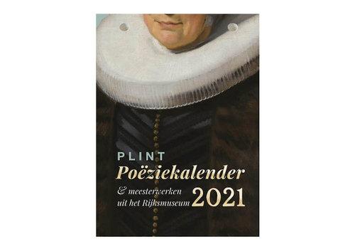 Plint Plint - poeziekalender - rijksmuseum 2021