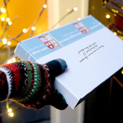 Vergeet de kerstkaart - stuur een kadootje met de post