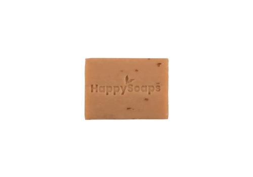 HappySoaps Happysoaps - handzeep - sandalwood en cedarwood - 30 gram