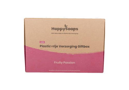 HappySoaps Happysoaps - giftbox large - fruity passion