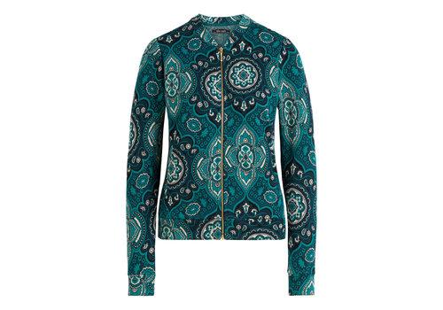 King Louie King Louie - iris jacket regal - dragonfly green