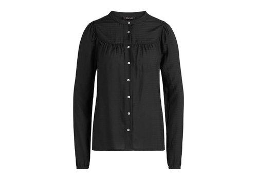 King Louie King Louie - lisa blouse beauvoir - black