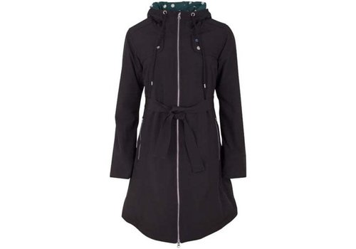 Danefae Danefae - tyttebaer winter str jacket - black