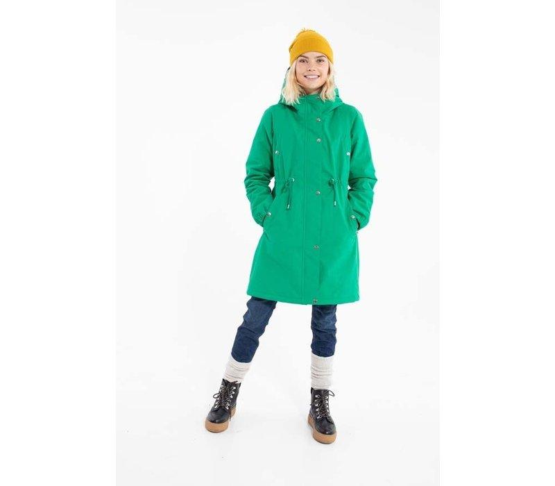Danefae - nora winter parka - green