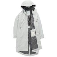 Seasalt - winterjas janelle - chalk grey