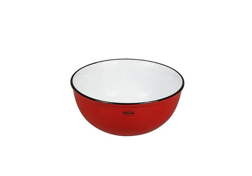 Cabanaz Cabanaz - cereal schaal - rood