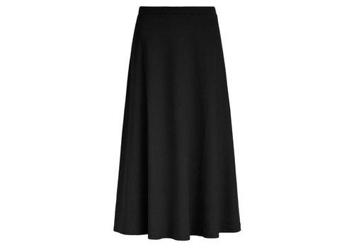 King Louie King Louie - juno skirt milano crepe - black