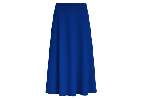 King Louie King Louie - juno skirt milano crepe - dazzling blue