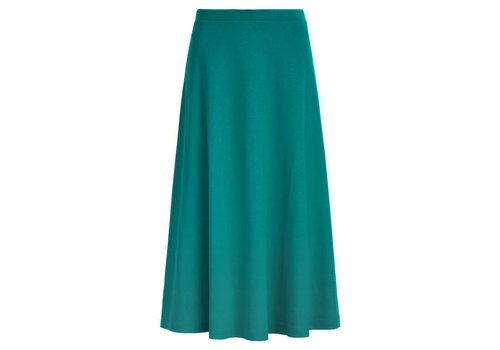 King Louie King Louie - juno skirt milano crepe - eden green