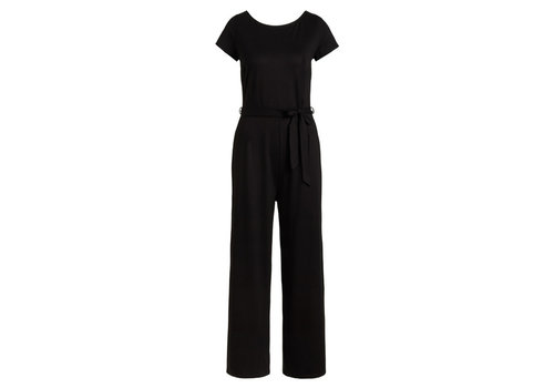King Louie King louie - sally jumpsuit ecovero classic - black