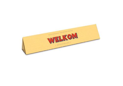 Toblerone Toblerone - chocola 100 gram - welkom