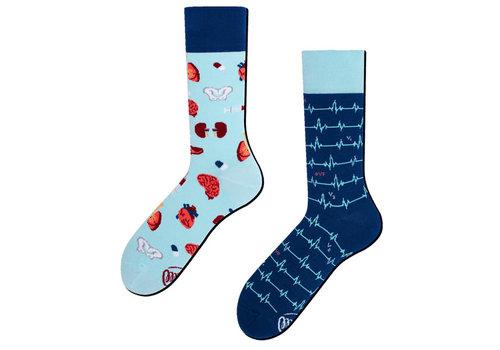 Many mornings Many mornings - sokken - dr sock