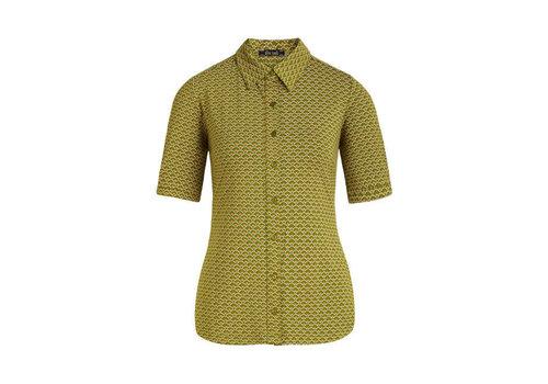 King Louie King Louie - blouse fresno - posey green