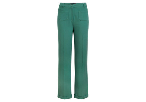 King Louie King Louie - garbo pocket pants tuillerie - fir green