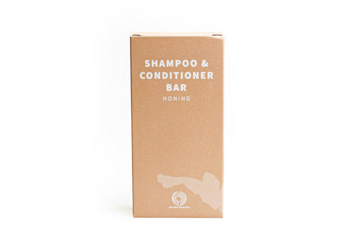 Shampoo bars SB - shampoo & conditioner bar - honing