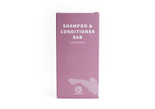 Shampoo bars SB - shampoo & conditioner bar - lavendel