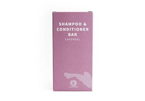 Shampoo bars Shampoo Bars - shampoo & conditioner bar - lavendel