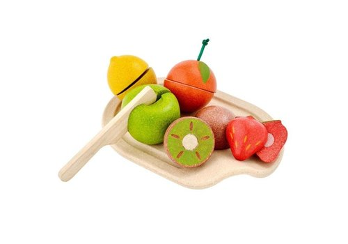 Plan Toys Plan Toys - snijset - fruit