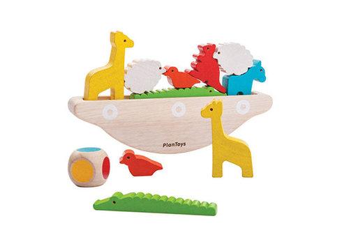 Plan Toys Plan Toys - balanceerspel - boot