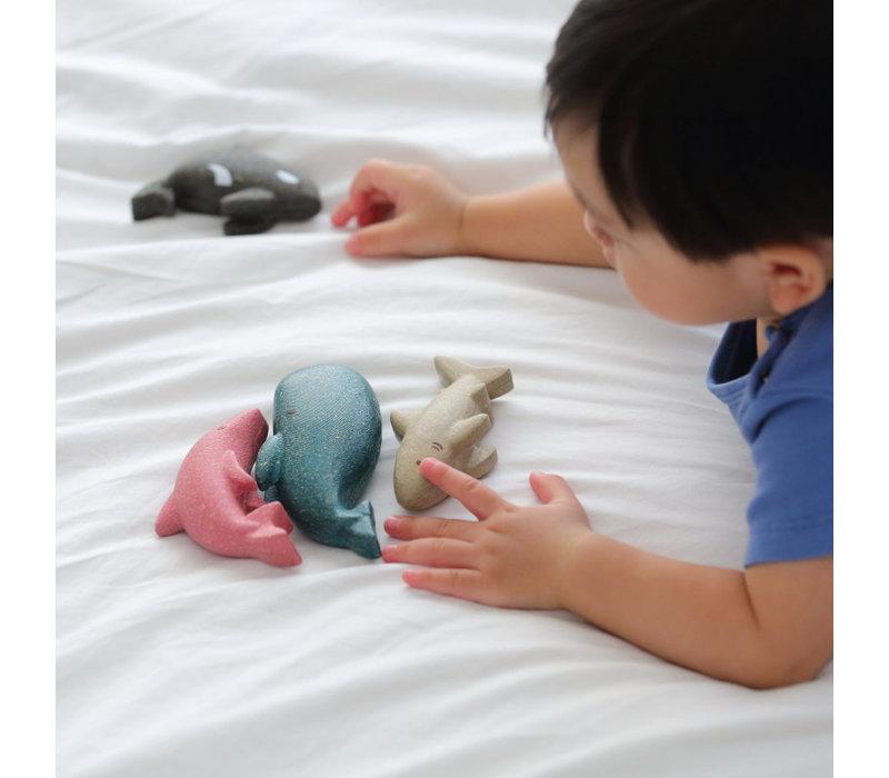 Plan Toys - walvis
