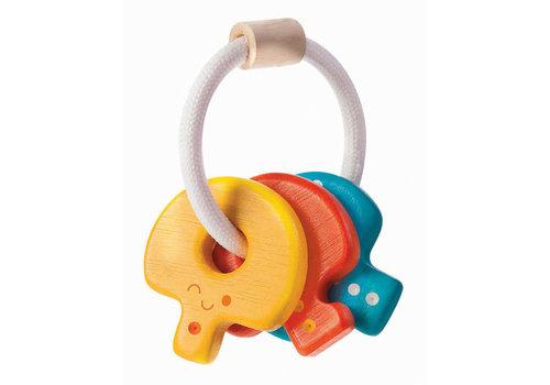Plan Toys Plan Toys - sleutelbos rammelaar