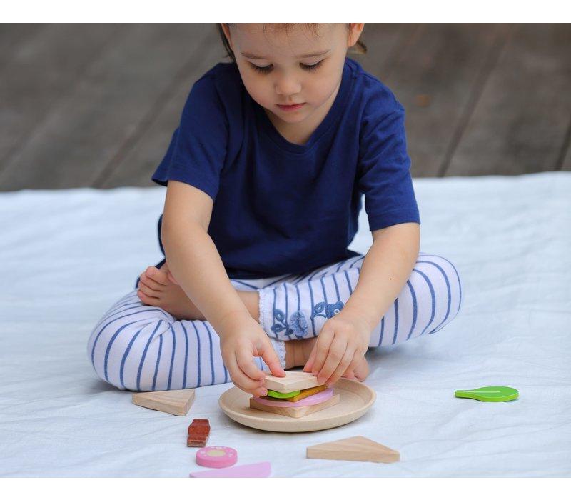 Plan Toys - sandwich