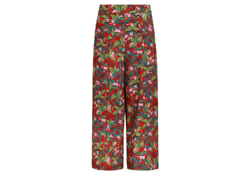 King Louie King Louie - melody pants salina - red