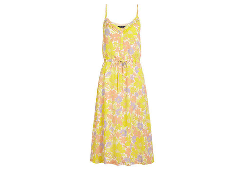 King Louie King Louie - mina dress doyenne - yellow pear