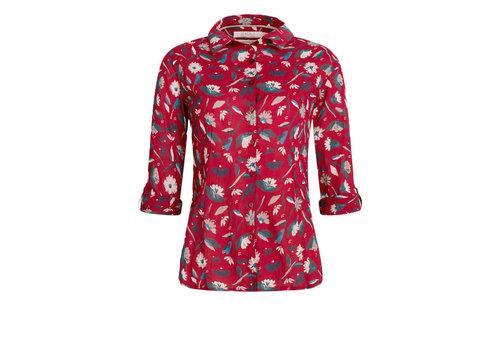 Seasalt Seasalt - larissa shirt - torn medley fireglow