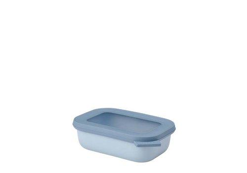 Mepal Mepal - multikom cirqula rechthoekig 500 ml - nordic blue