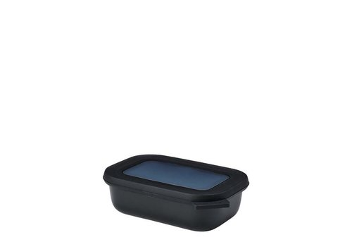 Mepal Mepal - multikom cirqula rechthoekig 500 ml - nordic black