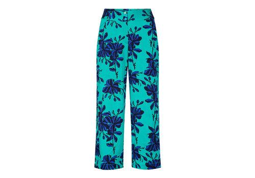 Zilch Zilch - culotte - flowers emerald