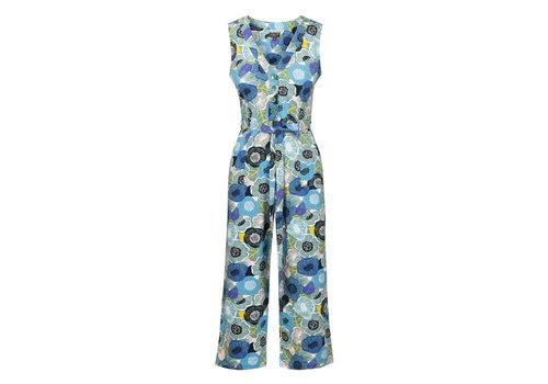Zilch Zilch - jumpsuit - flowerfield porcelain