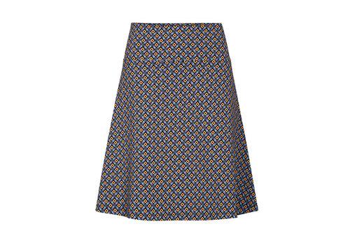 Zilch Zilch - skirt a-line - mosaic black