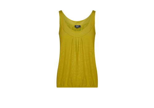Zilch Zilch - top sleeveless - lime