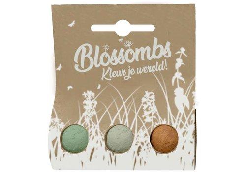 Blossombs Blossombs - weggeefcadeautje (3 bommetjes)