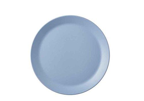 Mepal Mepal - ontbijtbord bloom - pebble blue