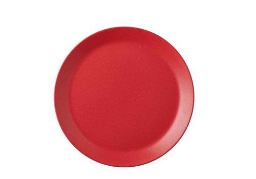 Mepal Mepal - ontbijtbord bloom - pebble red
