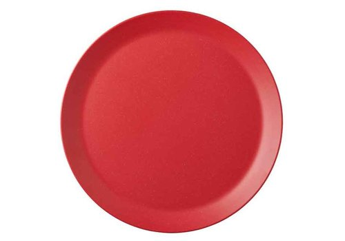 Mepal Mepal - plat bord bloom - pebble red