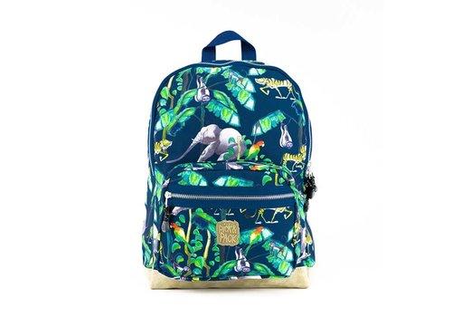 Pick & pack Pick & pack - rugzak medium - happy jungle