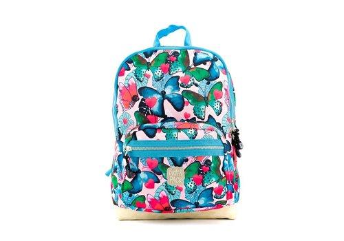 Pick & pack Pick & pack - rugzak medium -  beautiful butterfly
