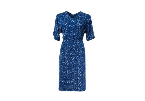 Froy & Dind Froy & Dind - dress ava - terrazzo