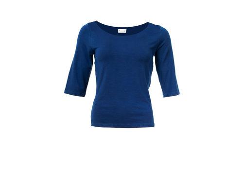 Froy & Dind Froy & Dind - shirt lina - hip blue