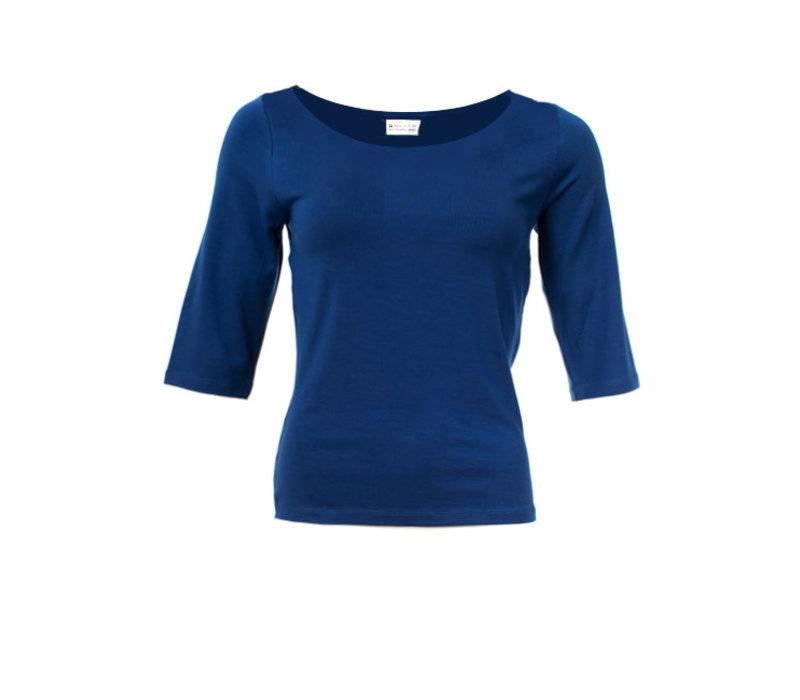 Froy & Dind - shirt lina - hip blue