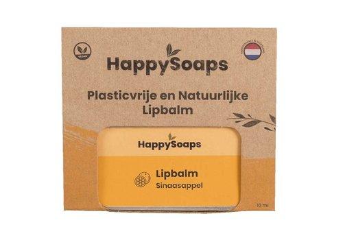 HappySoaps Happysoaps - natuurlijke lipbalm - sinaasappel