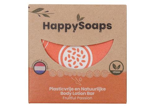 HappySoaps Happysoaps - natuurlijke lotion bar - fruitful passion