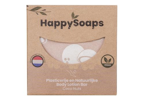 HappySoaps Happysoaps - natuurlijke lotion bar - coconuts
