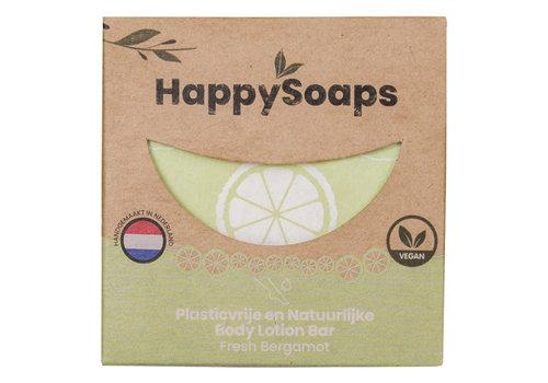HappySoaps Happysoaps - natuurlijke lotion bar - fresh bergamot