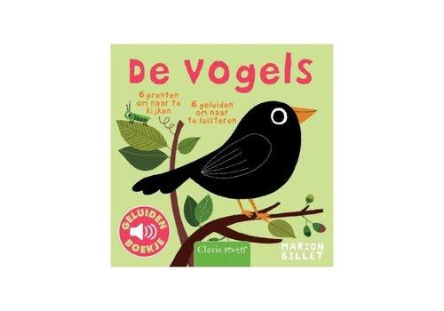 Clavis Clavis - geluidenboekje - de vogels